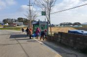 백수읍, 노인일자리지원사업 추진